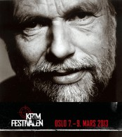 Jan Mehlum til Krimfestivalen!